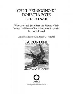 Il bel sogno di Doretta_cover